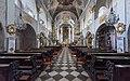 Klagenfurt Stadtpfarrkirche hll. Petrus und Paulus Kirchenschiff 16082020 9586.jpg