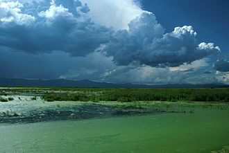 Klamath Basin - Landscape of the basin