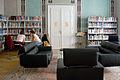 Knihovna Amerického centra v Praze, Vratislavský palác, Tržiště 13, Malá Strana.jpg