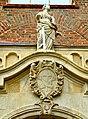 Kościół stanisława doroty wacława wrocław relief franciszkański.jpg