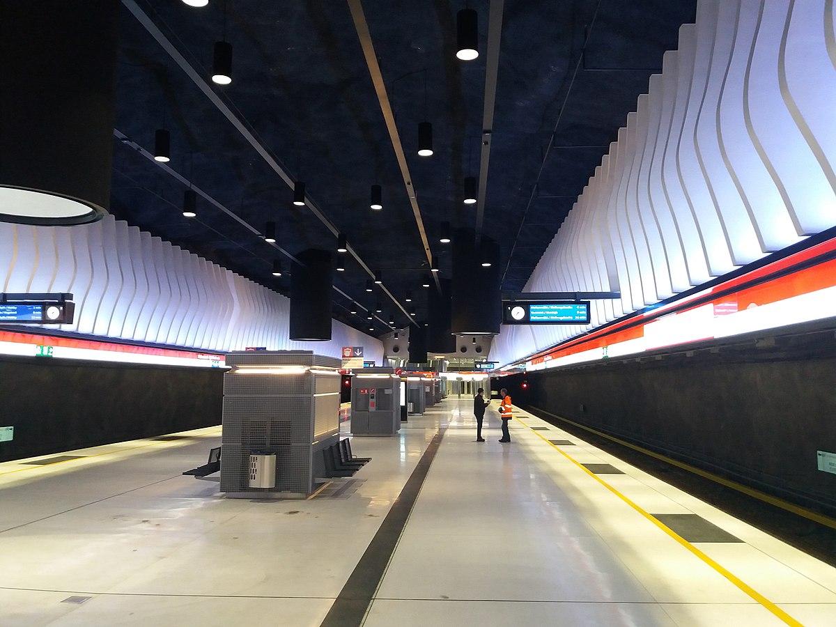 Koivusaari Metro