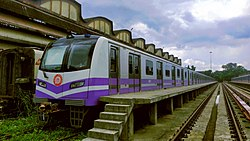 Kolkata Metro CRRC Dalian rake 5.jpg