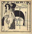 Kolo Moser - Exlibris Fritz Waerndorfer - ca1903.jpeg