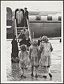 Koninklijk huis, prinsessen, koninginnen, prinsen, ontvangsten, vliegtuigen, Bea, Bestanddeelnr 019-0344.jpg