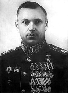 Konstantin Rokossovsky Soviet and Polish military commander