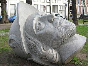 Gereon - Image: Kopf Heiliger Gereon Köln