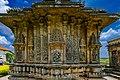 Koravangala Shri Bucheswara Temple - 2nd Shrine close up.jpg