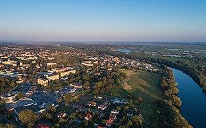 Kostrzyn nad Odrą - Image: Kostrzyn Nad Odra 09 2017 img 2