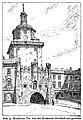 Krakauer Tor von der Krakauer Vorstadt aus gesehen, Lublin.jpg