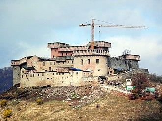 Krásna Hôrka Castle - Image: Krasna Horka 13ZSlovakia 18