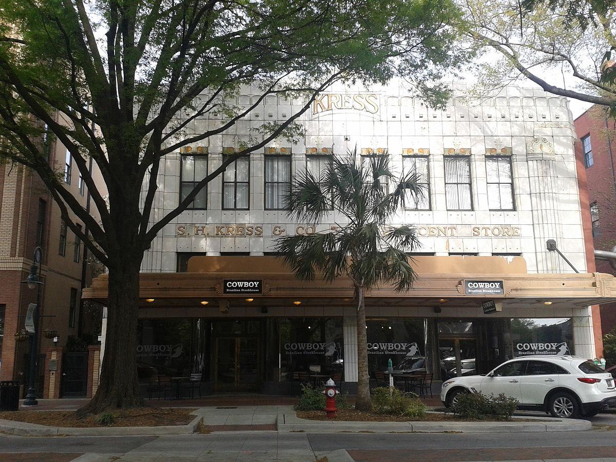 Kress Building (Columbia, South Carolina) - Wikipedia