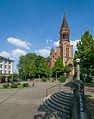 Kreuzeskirche -Weberplatz-Essen-2013.jpg