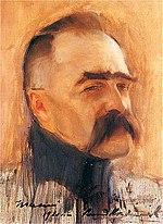 KrzyzanowskiKonrad.PortretJozefaPilsudskiego.1920