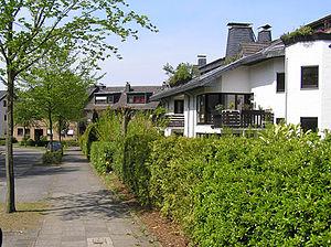 Holzlar - Küppersgarten in Holzlar