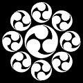 Kuyō-domoe inverted.jpg