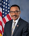 Kweisi Mfume, official portrait, 116th Congress.jpg