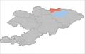Kyrgyzstan Kemin Raion.png