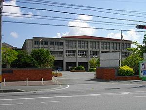 沖縄県立球陽中学校・高等学校