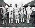 L'équipe de France, championne olympique d'escrime à l'épée aux JO de 1908.jpg