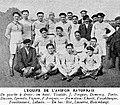 L'Aviron Bayonnais en octobre 1913.jpg