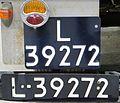 L-39272 County licenseplate Utrecht 03.jpg
