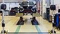 LADA Vesta Sport, Wheel alignment 2.jpg