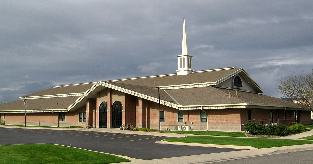 Christ Church Picture: Worship Services Of The Church Of Jesus Christ Of Latter