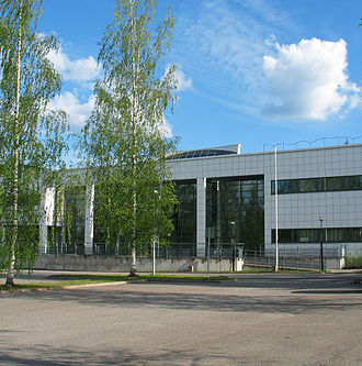 Lappeenranta University of Technology - LUT Student Union Building