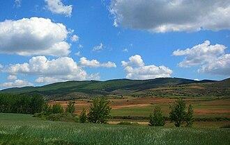 Sierra de Cucalón - Image: La pelarda 14