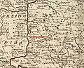 La Algarrovilla en el mapa de la provincia de Estremadura (1766).jpg