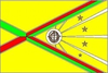 Flag of La Concordia Canton