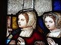 La Ferté-Bernard vitrail Le repas de Jésus à Béthanie détail 19ème.jpg