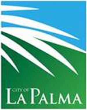 La Palma, California - Image: La Palma, California city logo