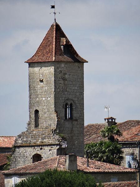 File:La Romieu - Tour du Cardinal d'Aux.JPG
