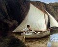 La petite barque E Friant Nancy 2718.jpg