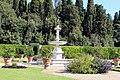 La petraia, terrazza superiore dle giardino 03 fontana di fiorenza.JPG
