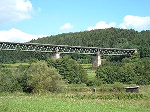 Nuremberg–Regensburg railway - Laber viaduct