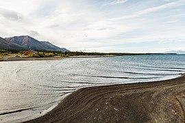 Lago Kluane, Destruction Bay, Yukón, Canadá, 2017-08-25, DD 64.jpg