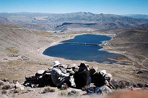 Potosí Municipality - Khari Khari Lakes, Potosí Municipality