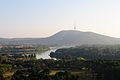 Lake Burley Griffin and Black Mountain Tower 2.JPG