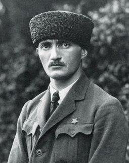 Nestor Lakoba Abkhazian communist leader