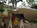 Lakshya PTA (pilotless target aircraft) at HAL 7690.JPG