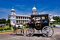 Lalitha Mahal Palace , Mysore - Operational Horse Carriage.jpg