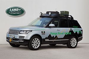 Land Rover Launches Its First Hybrid Range Rover Models (9581533862).jpg