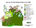 Land use in La Selva Biological Station in the year 2000.jpg