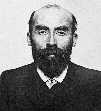Henri Désiré Landru - Landru photographed 1909