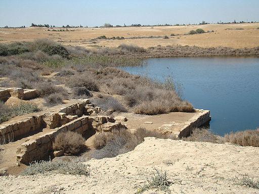 Landscape at Abu Mena (II)