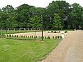 Landscaped drive area at Costells - geograph.org.uk - 1348331.jpg