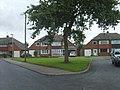 Langland Drive Island - geograph.org.uk - 1461710.jpg