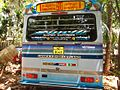 Lanka ashok leyland special voyage rear.jpg